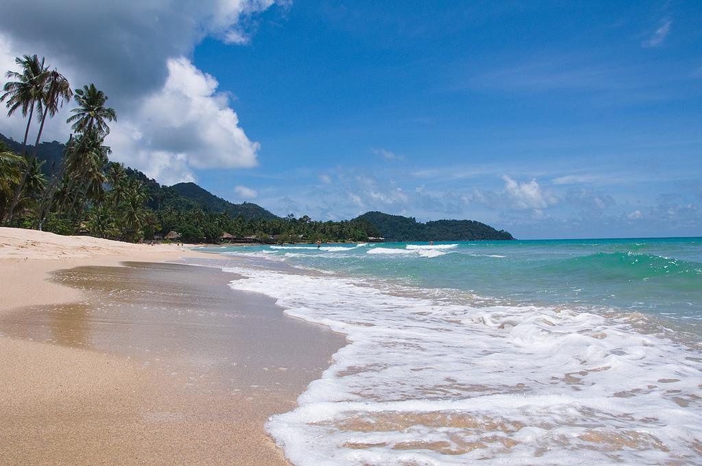 пляжи ко чанга фото можно приготовить