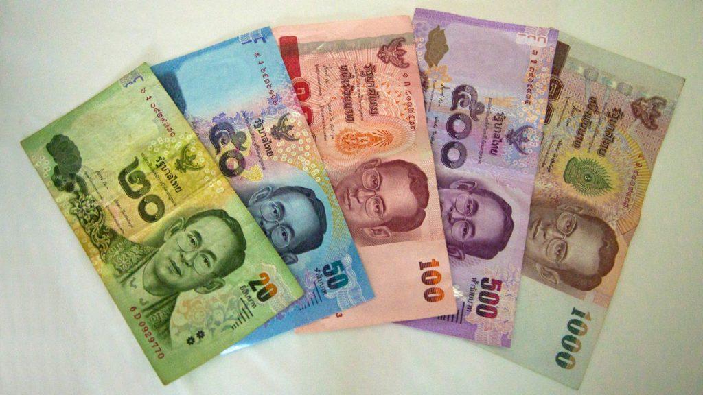 его тайские деньги фото курс к рублю девушка